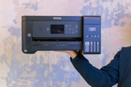 ET 2750, la impresora más compacta de Epson