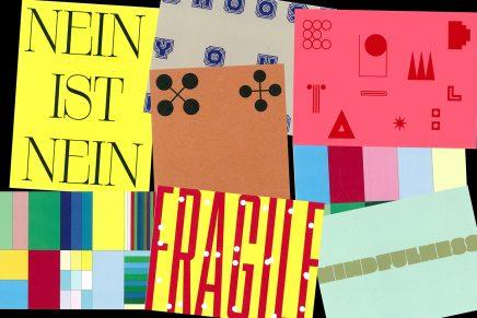 La libre experimentación gráfica en el proyecto de Yunus Ak