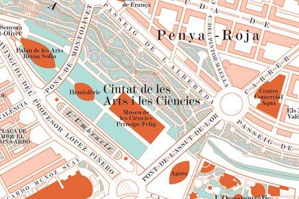 Mike Hall, el diseñador que imagina desde Valencia los nuevos planos de las ciudades
