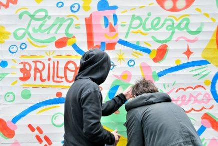 «Dibujar para diseñar es la base de nuestra metodología de trabajo», Hola Bosque