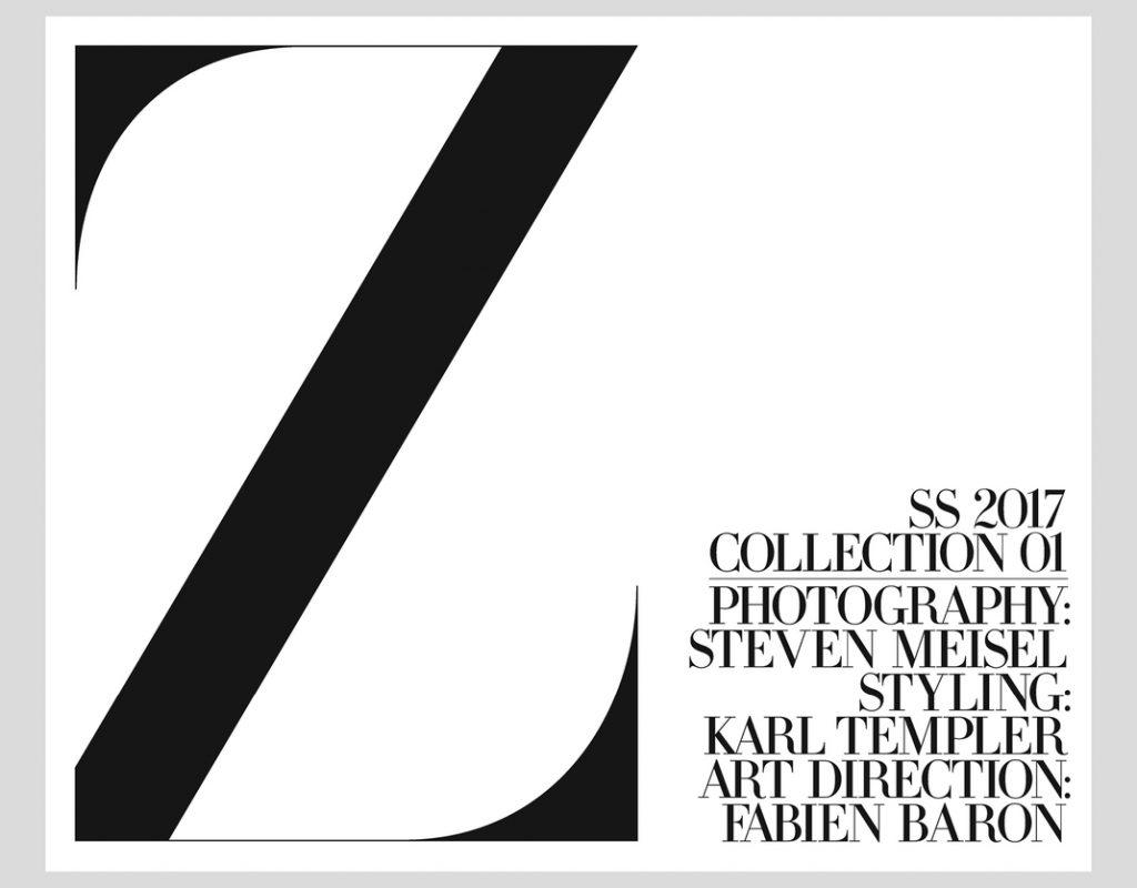 letra capital del nuevo logo Zara