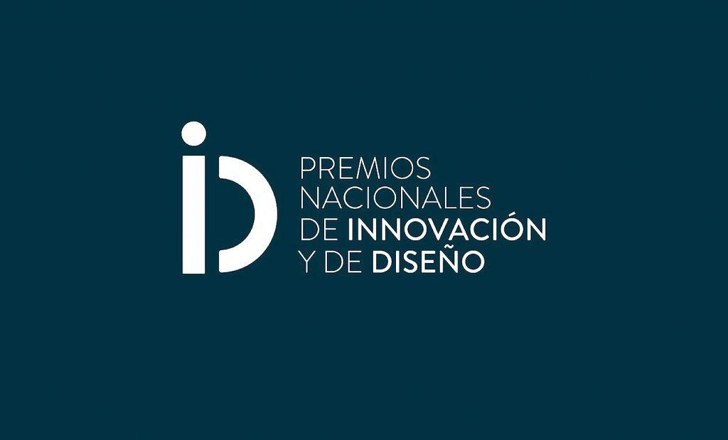 Logotipo Premios Nacionales de Innovación y de Diseño