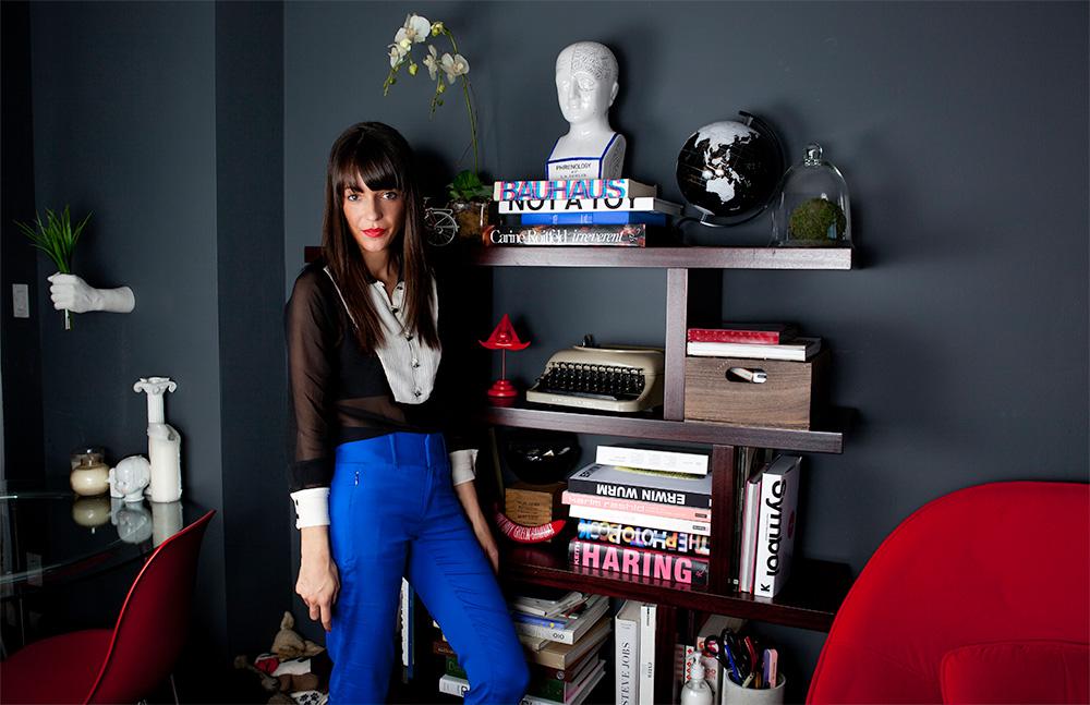 revista graffica 13 mujeres jessica walsh estudio retrato