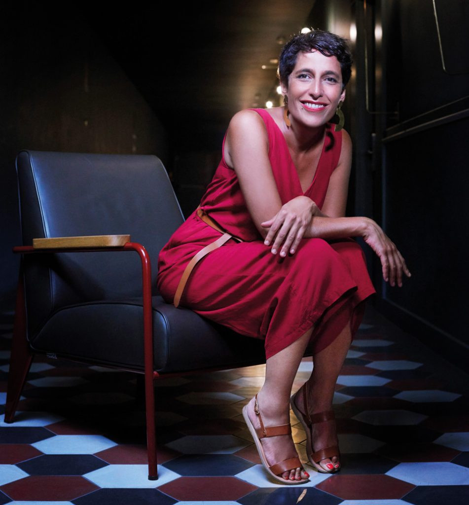 revista graffica 13 mujeres malika favre txt retrato
