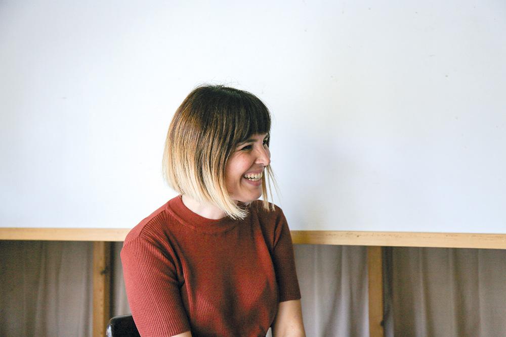 «Casi un 80% de lo que hago es sostenible», Núria Vila