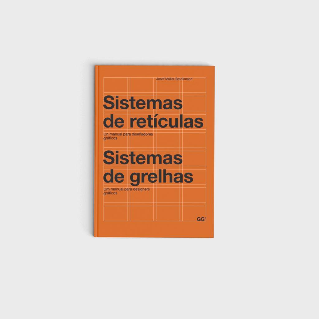 Libro Sistemas de Retículas, de Josef Müller-Brockmann - Gràffica