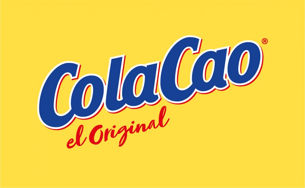 Logotipo ColaCao