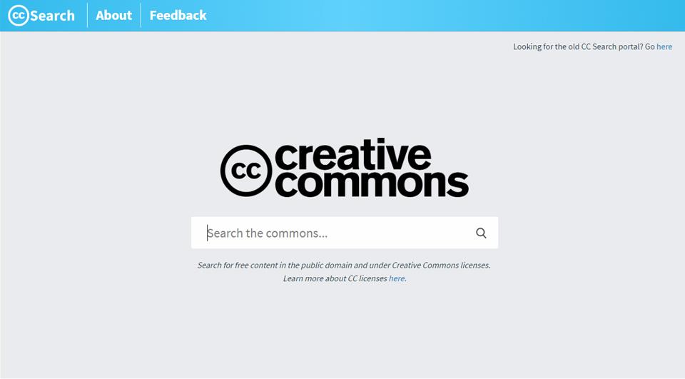 El nuevo buscador de Creative Commons: más de 300 millones de imágenes gratis