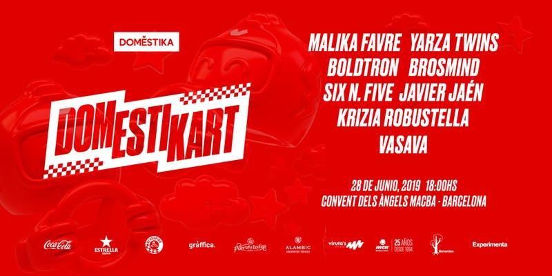 Domestikart, una noche de diseño, karts y mucha creatividad