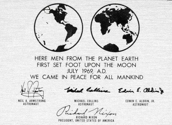 Hoy se cumplen 50 años desde que la tipografía Futura pisó la Luna