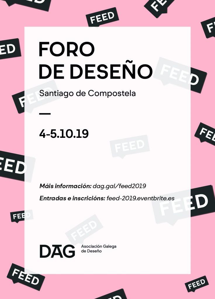 La 5ª edición de FEED regresa cargada de diseño editorial, UX y tipografía