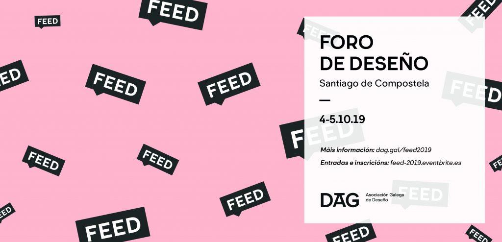 La 5ª edición de FEED hará que quieras estar en Galicia del 4 al 5 de octubre: diseño editorial, UX y tipografía