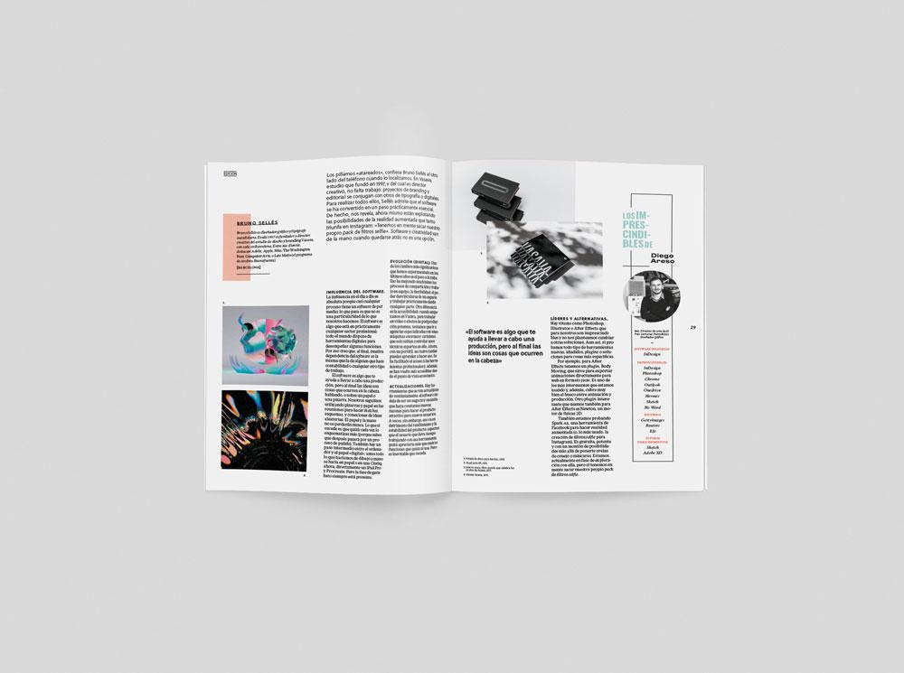 Revista Gràffica - Software