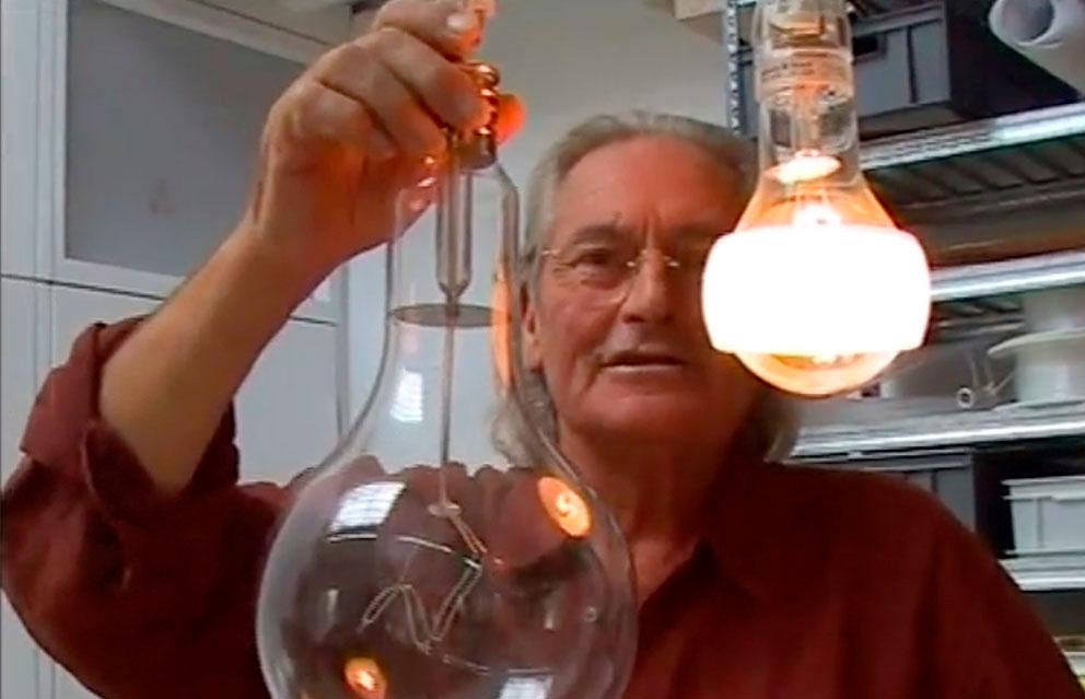 Fallece el gran diseñador de lámparas Ingo Maurer