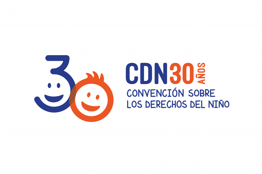 UNICEF diseña el logo del 30º aniversario de la Convención de las Naciones Unidas sobre los Derechos del Niño