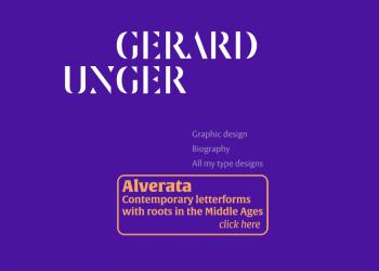 Tipografía y diseño se unen para tumbar fronteras en Across Borders