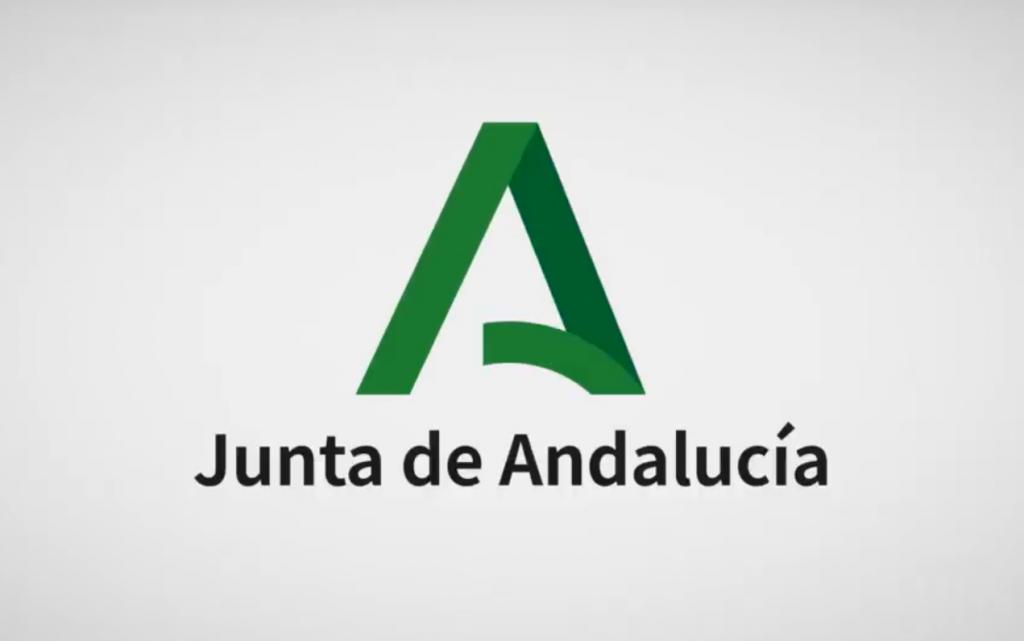 Así es el nuevo logo de la Junta de Andalucía