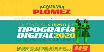 La Academia Plómez lanza un nuevo curso de tipografía digital