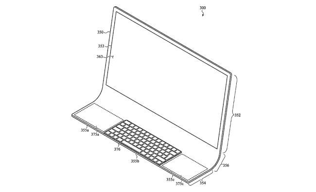 nuevo diseño del iMac
