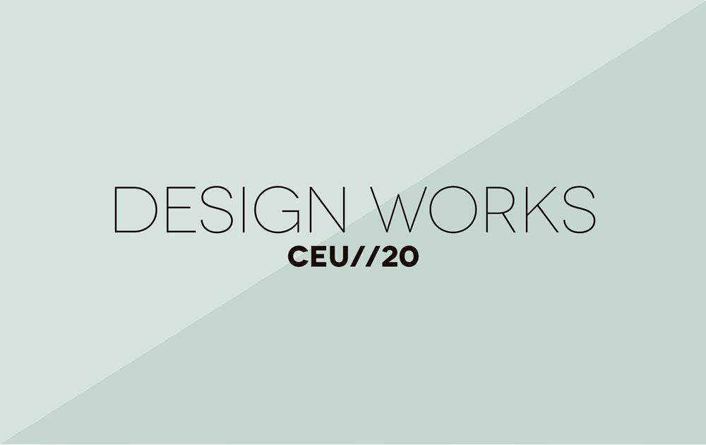 Jornadas de diseño UCH-CEU: Design Works 2020 dirigido a jóvenes y empresarios