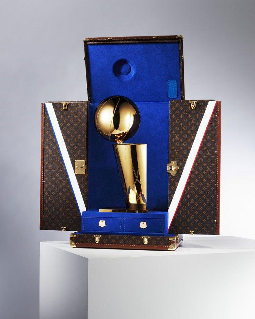 Louis Vuitton x NBA, ¿qué tienen en común una marca de marroquinería y una liga deportiva?