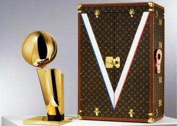 Louis Vuitton x NBA, ¿qué tienen en común una marca de marroquinería de lujo y una liga deportiva? - destacado