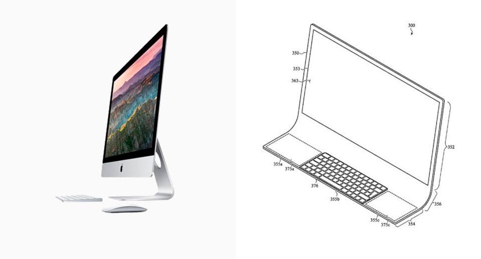 Este podría ser el nuevo diseño del iMac