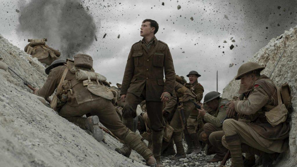Oscar 2020 a la Mejor Fotografía para Roger Deakins / '1917'.