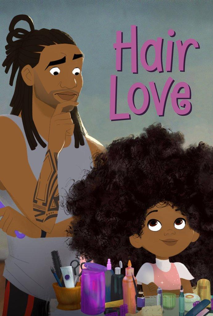 Oscar 2020 al Mejor Cortometraje de Animación para 'Hair Love'