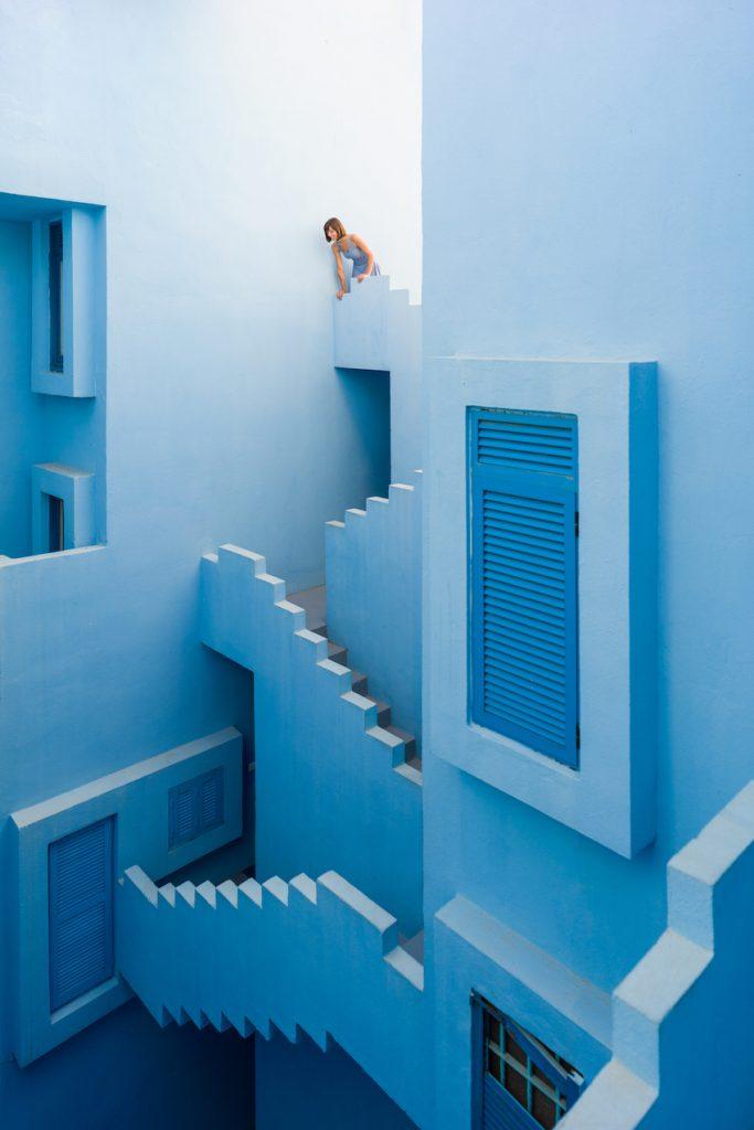 Pink a Boo!, el último proyecto de Anna Devís y Daniel Rueda - La Muralla Roja - espacio azul