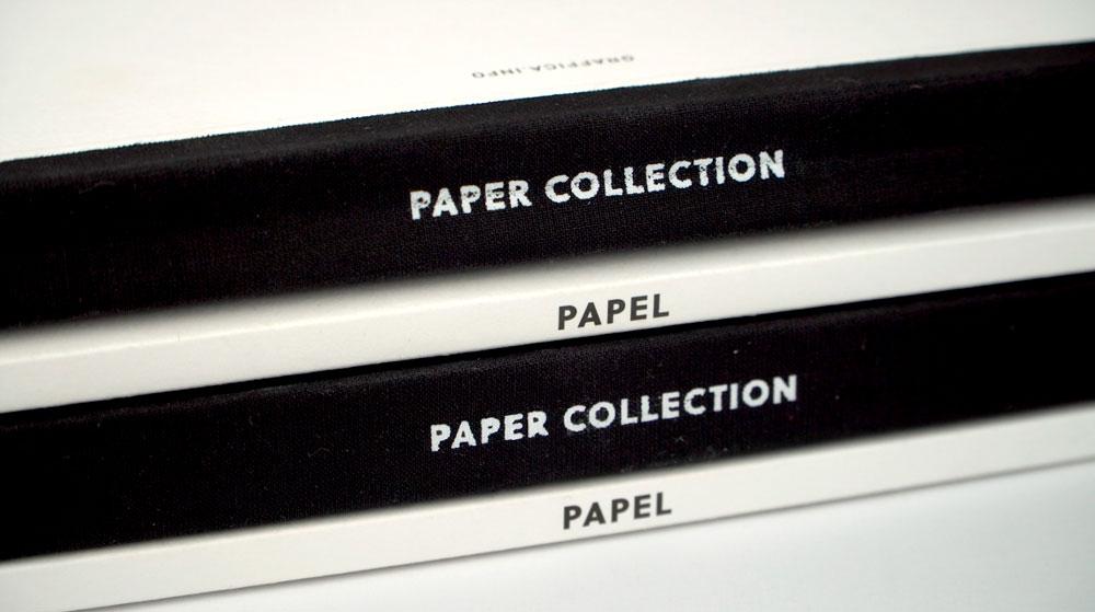 Así es el catálogo que ha editado Gràffica para su número especial doble sobre papel
