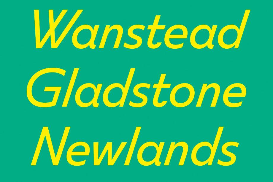¿Puede ser una tipografía sans serif y serif a la vez? El caso de FS Split Sans - versión sans serif