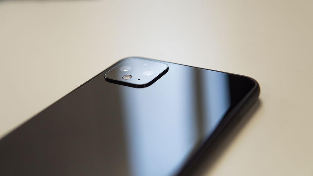 Mi experiencia personal con el Google Pixel 4 XL, por Víctor Palau. En la foto, se aprecia la cámara del móvil.