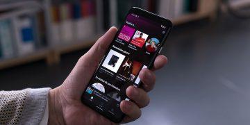 Mi experiencia personal con el Google Pixel 4 XL, por Víctor Palau. En la foto, la pantalla del móvil.