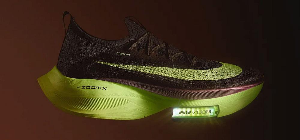 Nike diseña el uniforme olímpico de Estados Unidos para Tokio 2020 con materiales sostenibles - zapatillas corredores de élite