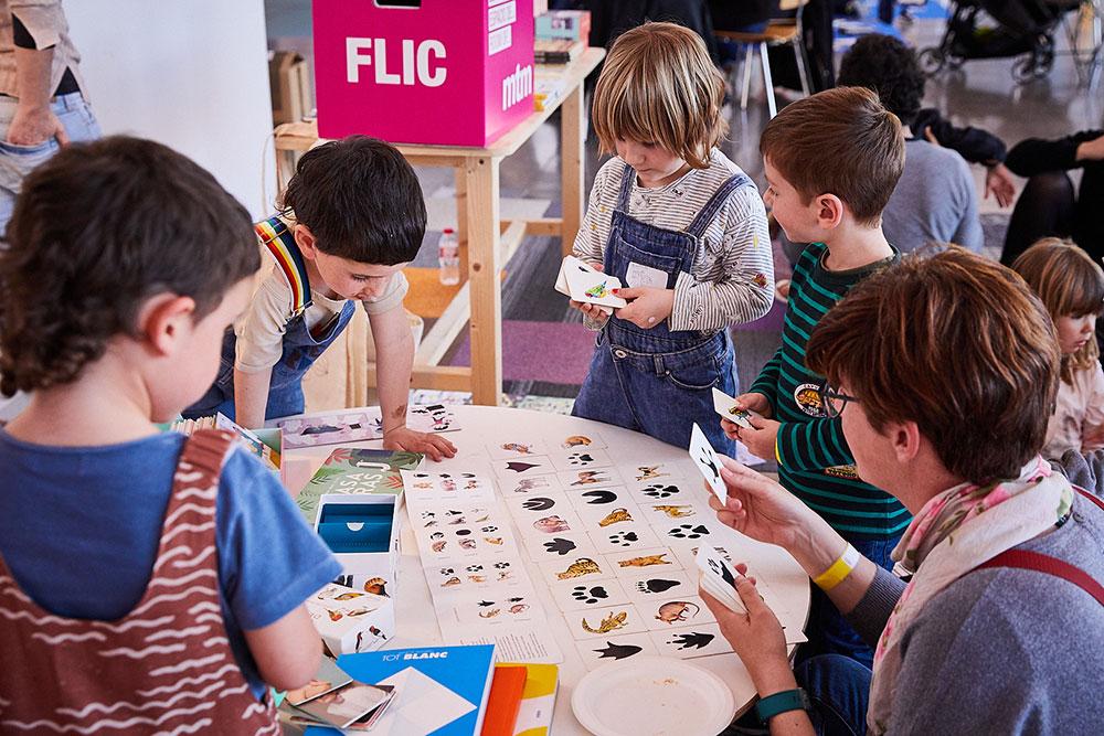 El FLIC Festival 2020 homenajea a los personajes singulares de la literatura ilustrada. Niños.