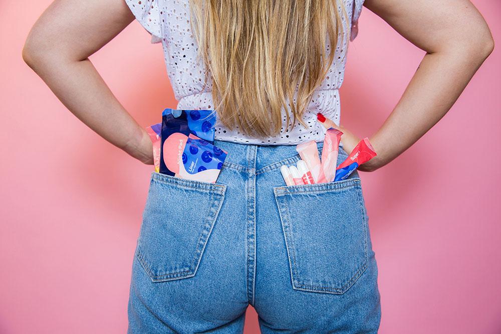 Reinventar la salud femenina mediante el diseño. Productos de la marca Callaly.