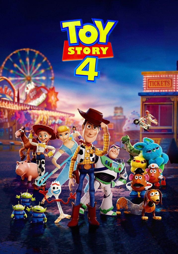 Oscar 2020 a la Mejor Película de Animación para 'Toy Story 4'