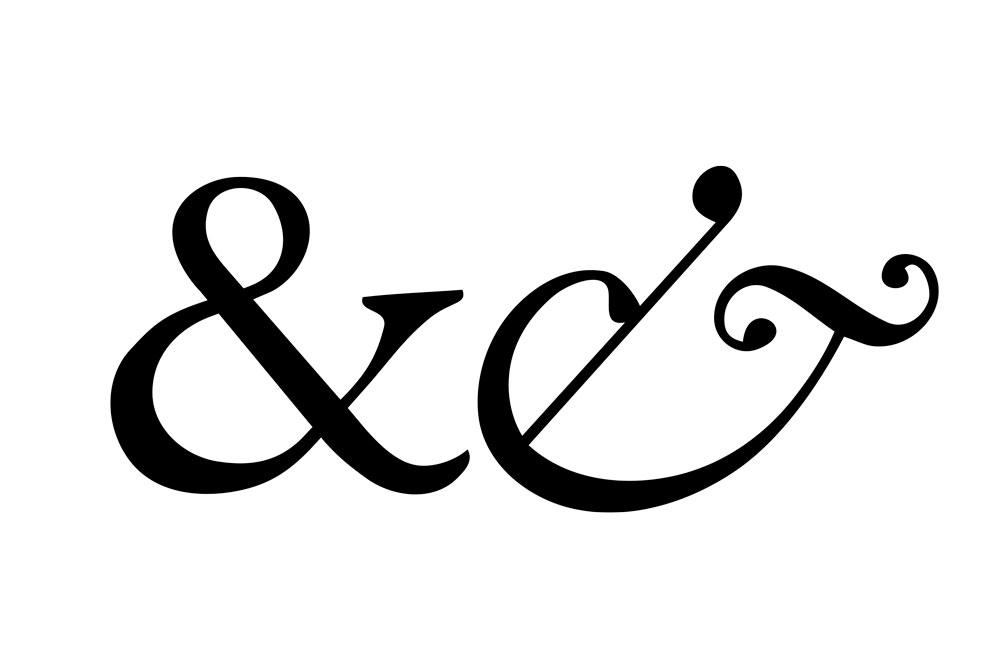 el origen del 'ampersand'