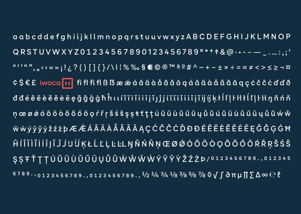 Cuando un rebranding mima a su nueva tipografía corporativa hecha a medida - tipografía