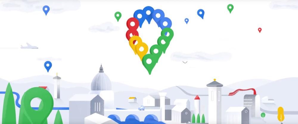 El nuevo icono de Google Maps se despide de la G - nuevo diseño para celebrar su 15 aniversario
