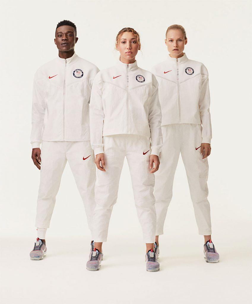 Nike diseña el uniforme olímpico de Estados Unidos para Tokio 2020 con materiales sostenibles