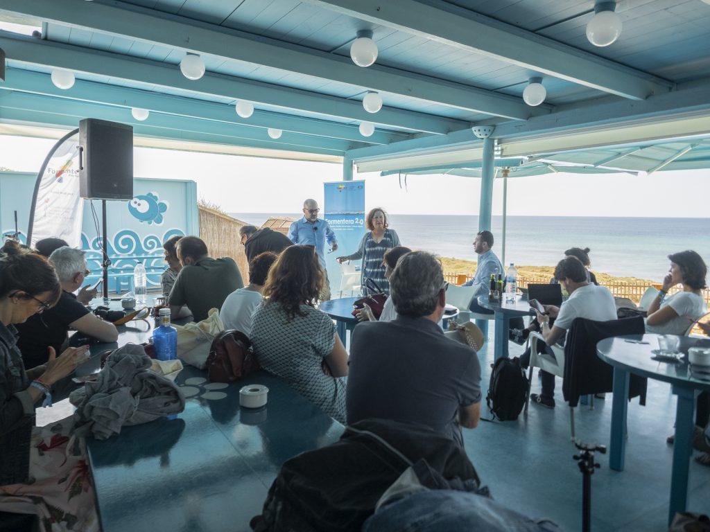 Vuelve Formentera 2.0, las conferencias sobre cultura digital y creatividad más paradisiacas. Ponencia del año pasado.