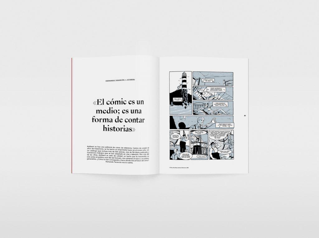 El nuevo número de la revista Gràffica, una oda a la ilustración. Astiberri.