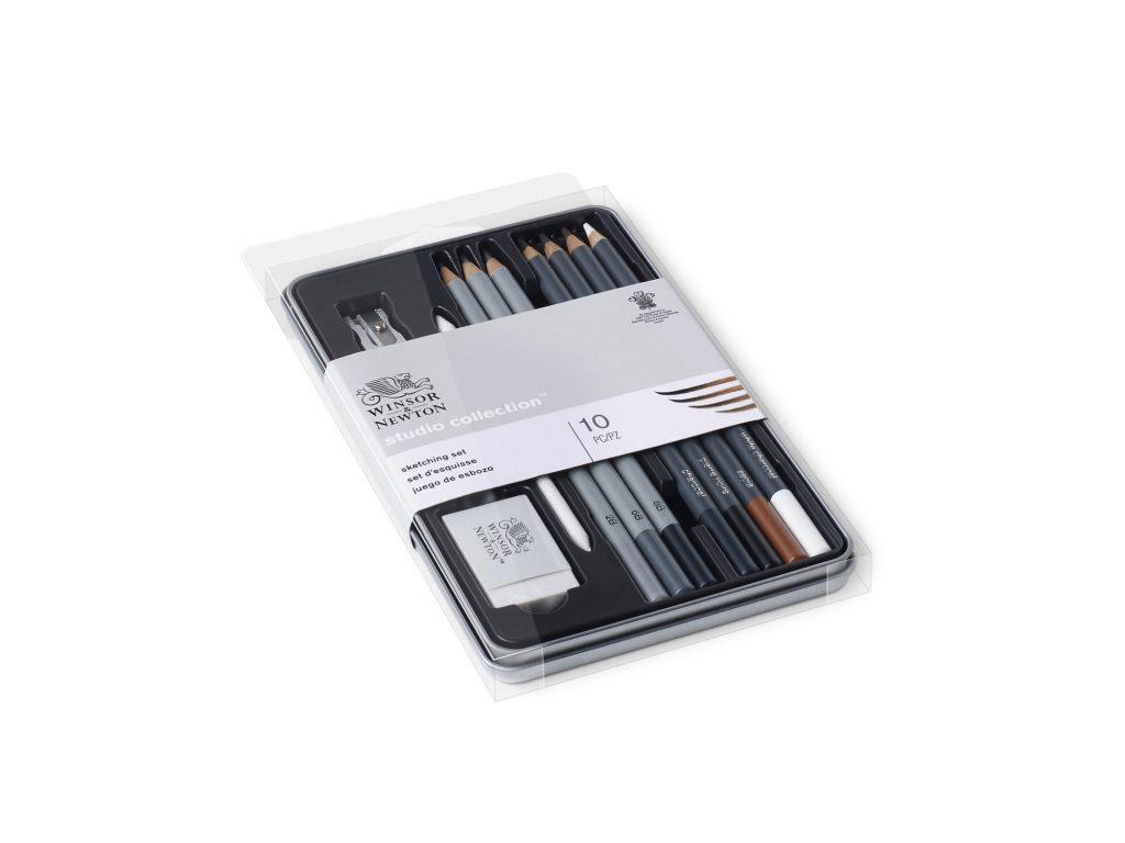 10 lápices
