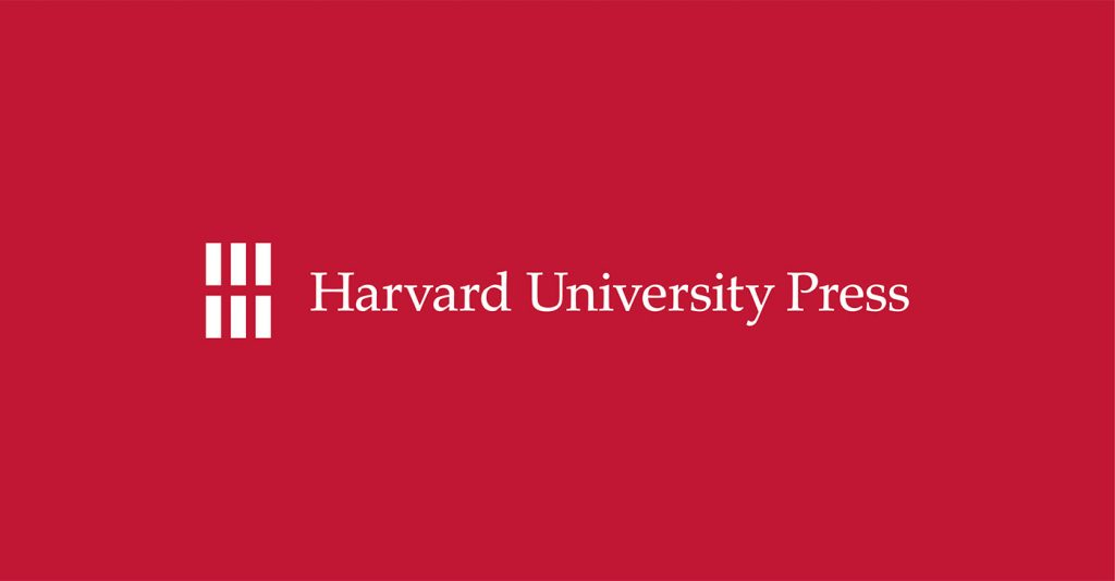 El logo de Harvard University Press diseñado por Chermayeff & Geismar & Haviv