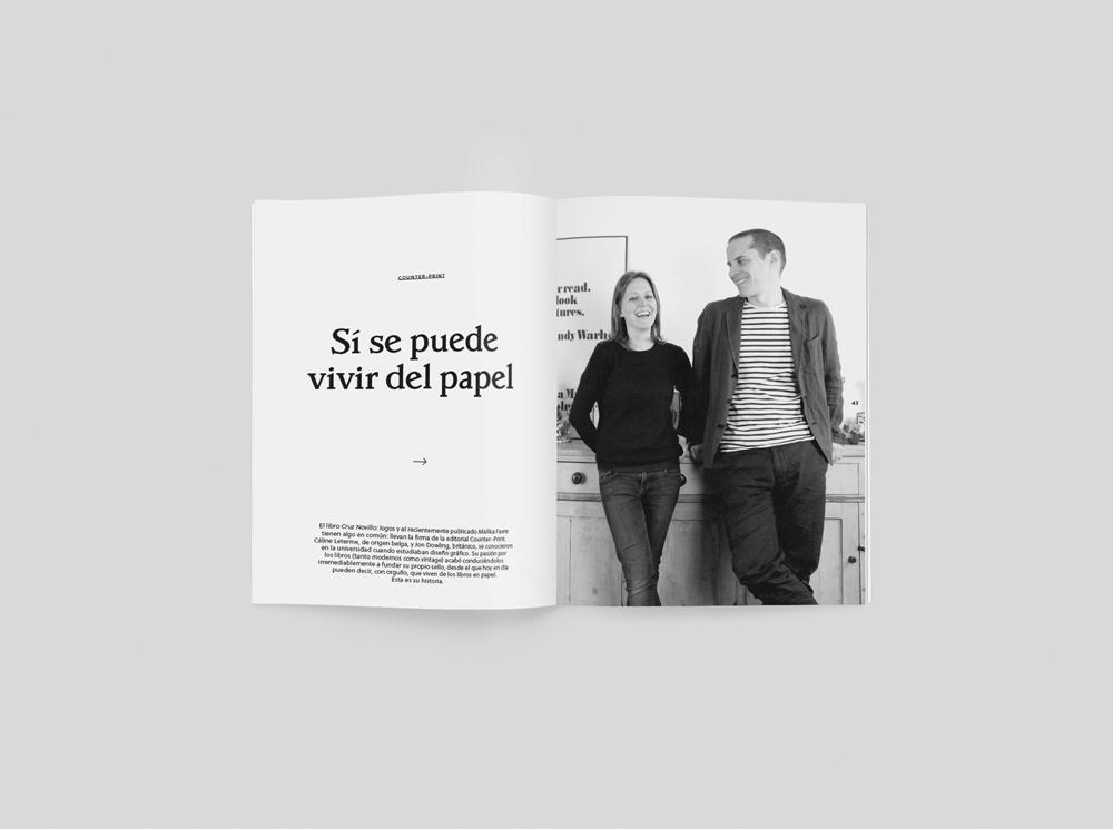 Counter-Print: sí se puede vivir del papel