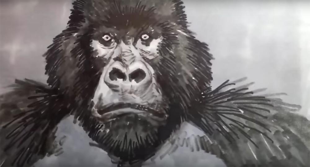 7 tips para dibujar en blanco y negro