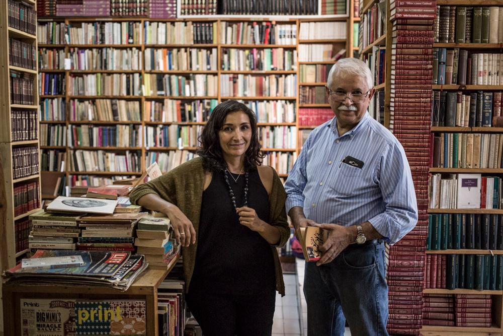 Selva Hernández: «El papel es una tecnología perfecta. El libro, así como es, es perfecto»