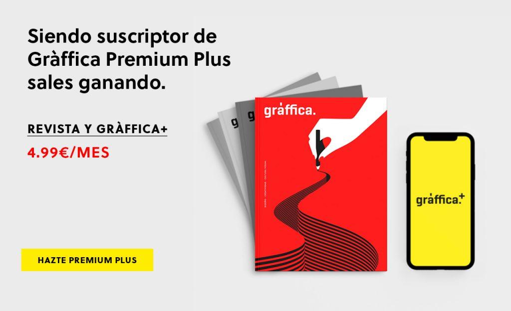 El nuevo número de la revista Gràffica, una oda a la ilustración. Suscríbete ya a Gràffica.